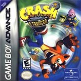 Crash Bandicoot 2: N-Tranced (Game Boy Advance)